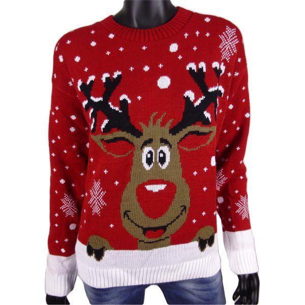 De foute Kerst truien zijn binnen!  Bij ons maar € 20,-