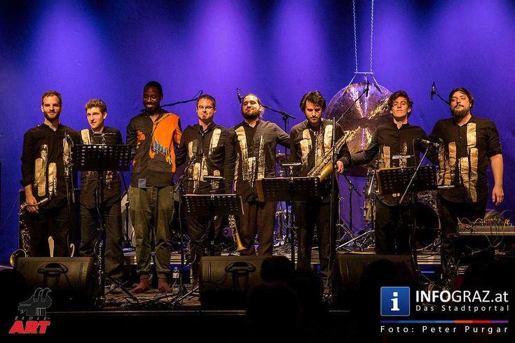 Kulturverein 'gamsbART' – Lukas Kranzelbinders Shake Stew feat. King Shabaka – Generalmusikdirektion Graz - 001