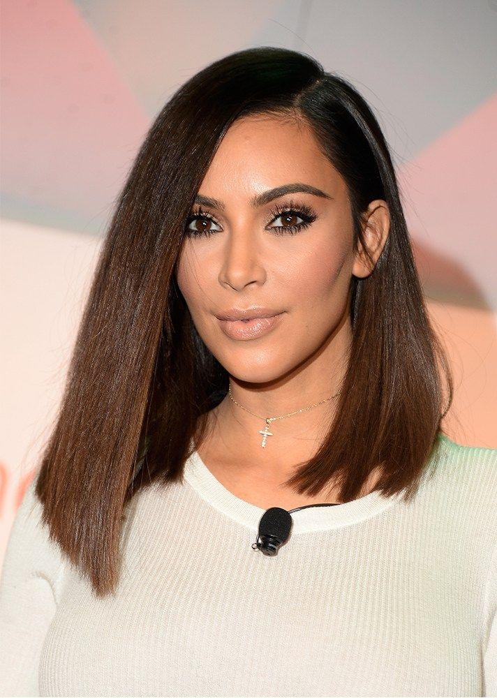 The Evolution of Kim Kardashian's Hair, in Pics   StyleCaster
