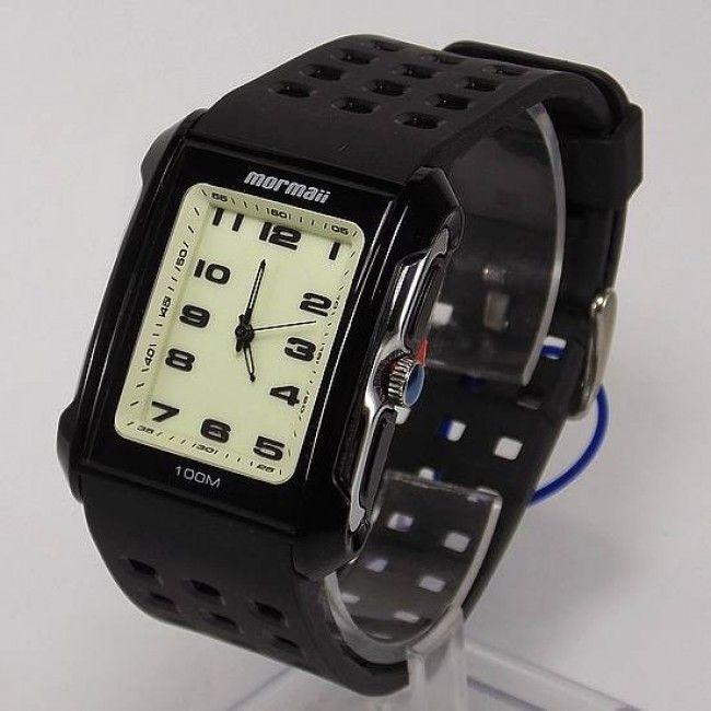 2035YH/8B - Relógio de Pulso Mormaii quadrado