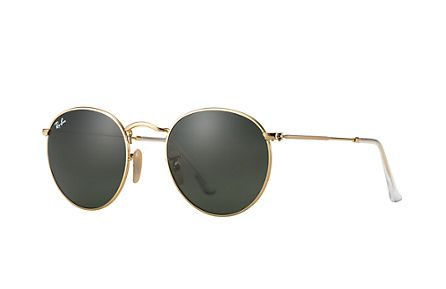 Ray-Ban RB3447 unisex 1  - ROUND METAL SUN | Official Ray-Ban Online Store