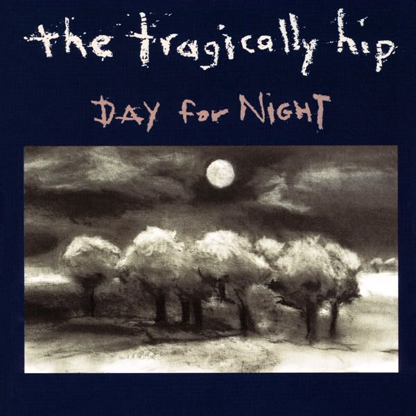 The Tragically Hip - Day For Night.