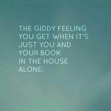 giddy.