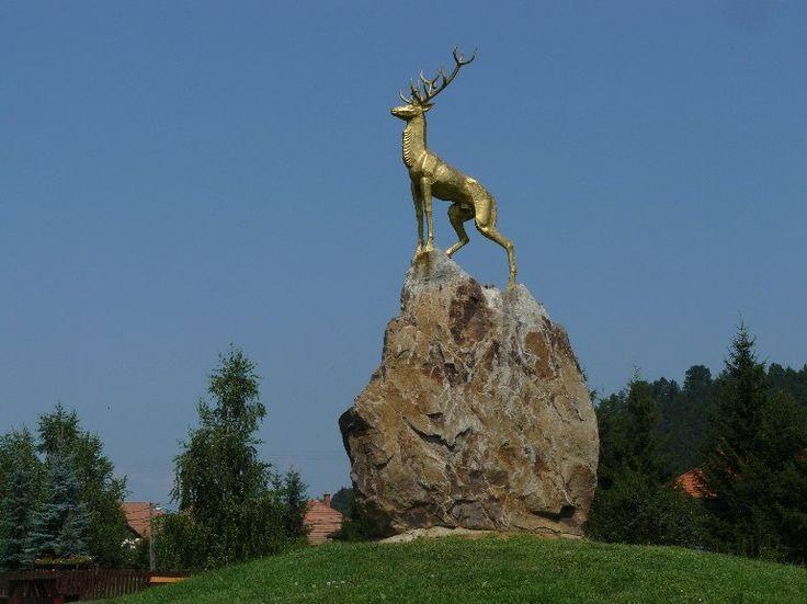 Csodaszarvas-Màtraballa in Hungary