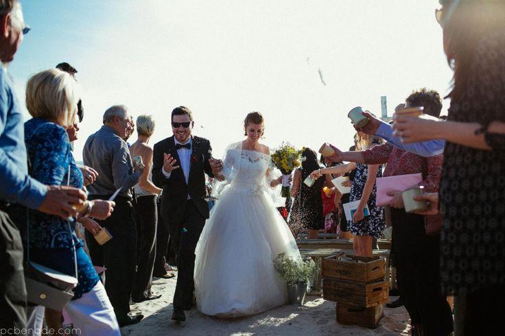 Bride Janine in her Tyler dress by Maggie Sottero  Janine & Gideon: Married! {Lambert's Bay, South Africa} » Wedding Photographer Cape Town South Africa International America Europe Australia Pc Benade – Trou Fotograaf Kaapstad Suid Africa