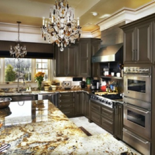 Cabinets by Shiloh Cabinetry