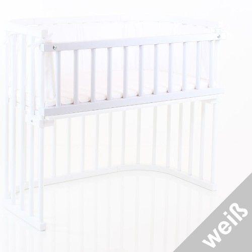 Verschlussgitter für babybay maxi & boxspring, weiß lackiert