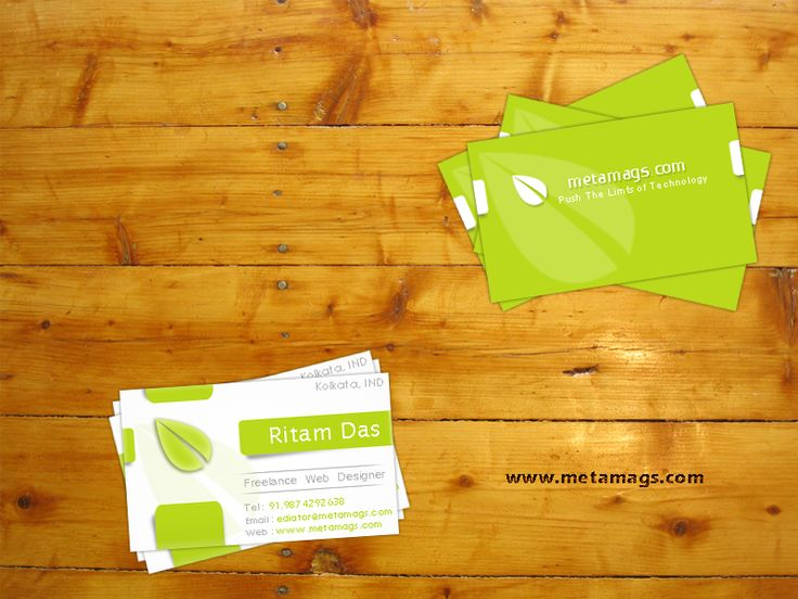 31 best green biz card images on pinterest