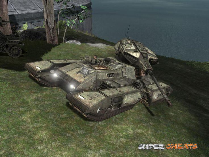 halo vehicles | Halo Mods: human vehicles