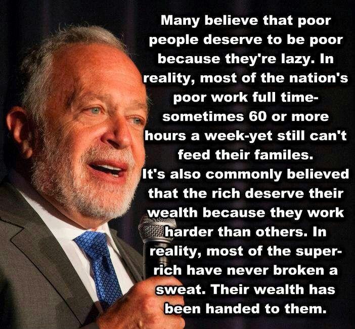 Robert Reich on America's Income Inequality. Brilliant. He endorsed #BernieSanders2016!
