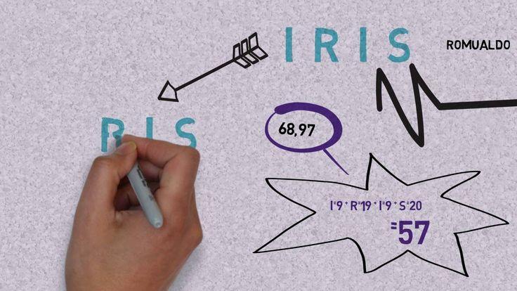 VI-251-16 Iris