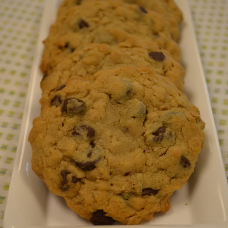 Quaker Chewy Choc Oat Chip Cookies