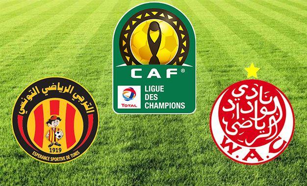 مشاهدة مباراة الوداد الرياضي و الترجي الرياضي بث مباشر بتاريخ 24 05 2019 دوري أبطال أفريقيا Match En Direct Casablanca Athletic Club