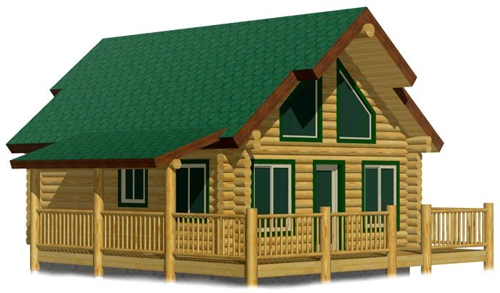 17 best ideas about cheap log cabin kits on pinterest for 4 bedroom log cabin kits