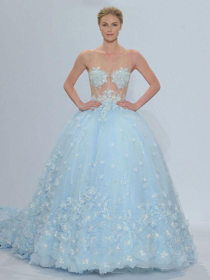 24 best Randy Fenoli Bridal Gowns images on Pinterest   Short ...