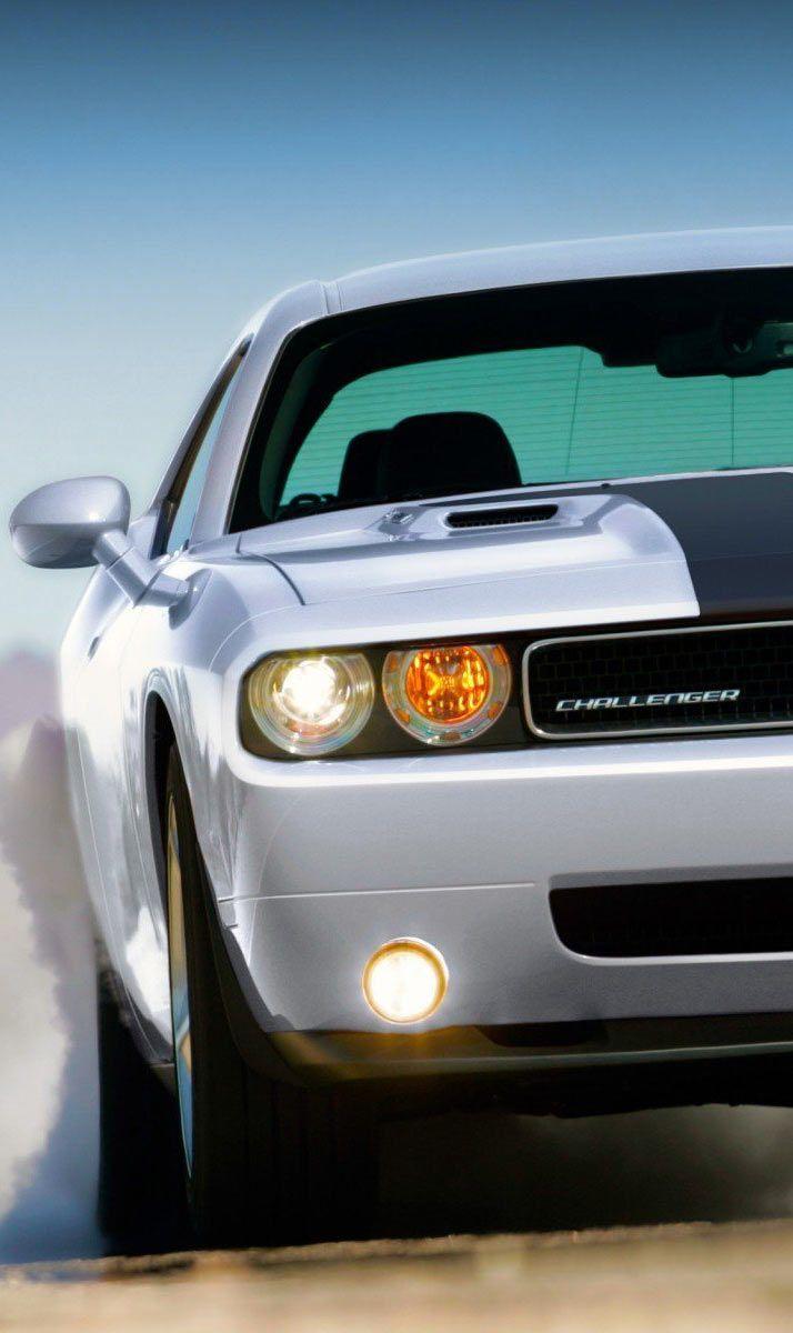 Dodge Challenger Srt Car Hd Wallpaper How Sports Car