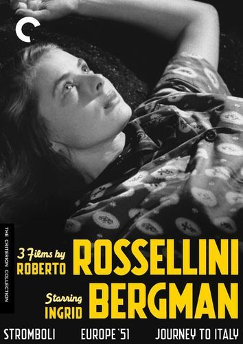 3 Films by Roberto Rossellini Starring Ingrid Bergman [Criterion Collection] [5 Discs] [DVD]