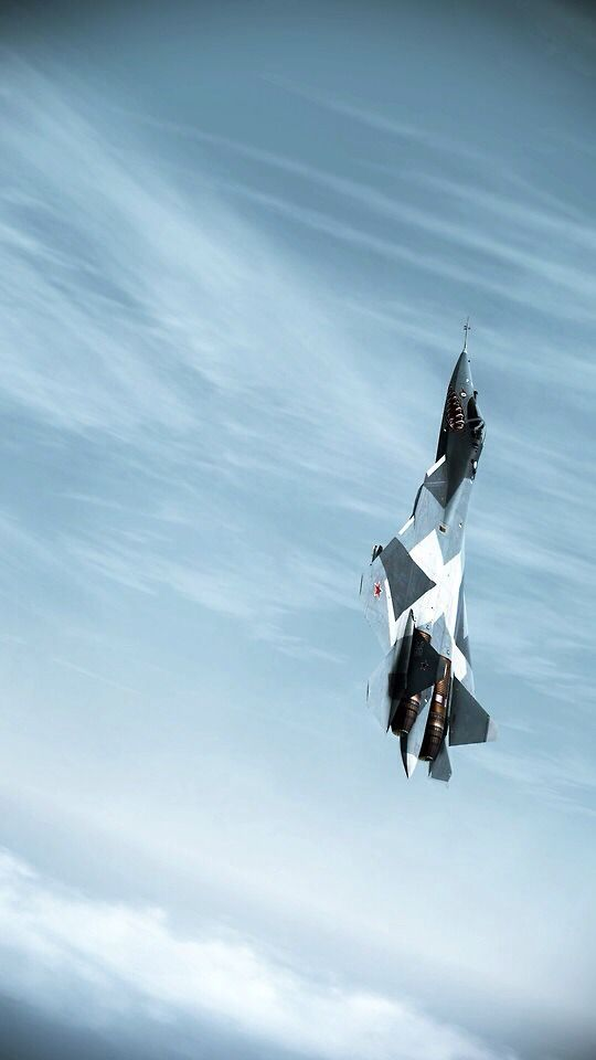 Sukhoi fighter T50