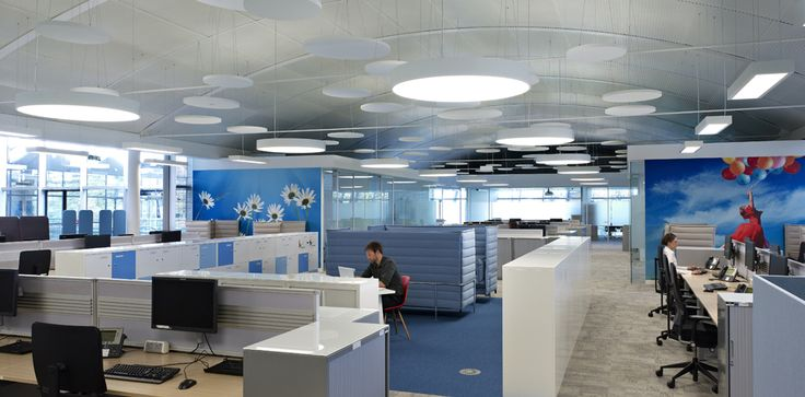 ceiling || Astellas EMEA Headquarters | Perkins+Will