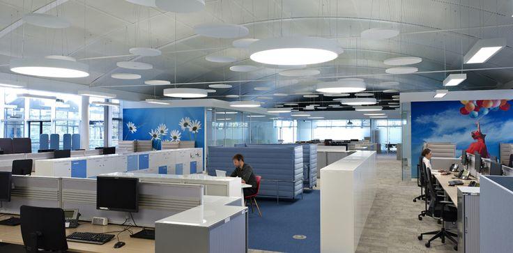 ceiling || Astellas EMEA Headquarters | Perkins+Will