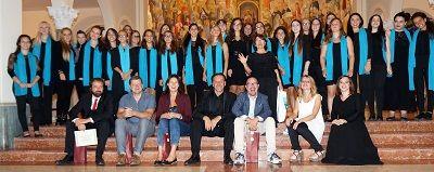 Le Allegre Note incassano i complimenti  del gotha della musica corale europea