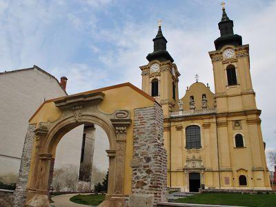 Saint Stephan Cathedral - Székesfehérvár