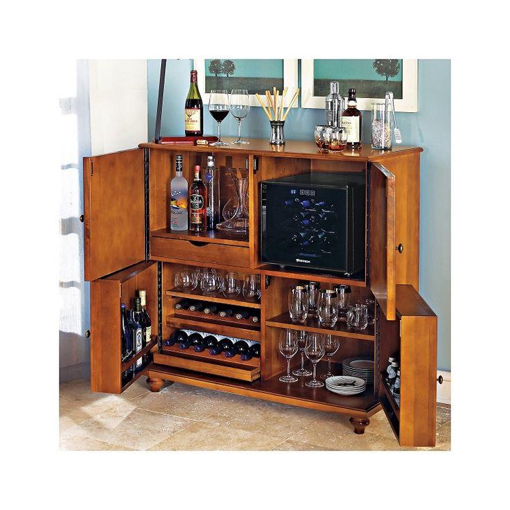 Wine Enthusiast Segreto Old Oak With 12 Bottle Touchscreen
