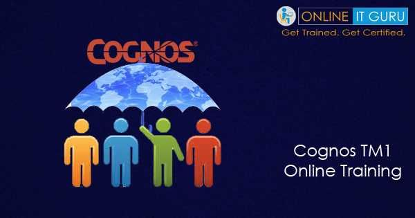 Cognos TM1 is enterprise planning software used to implement collaborative planning, budgeting and forecasting solutions,we provide cognos Tm1 online training     OnlineITGuru provides:    24x7 Guidance Support    Industry Experts with 6 years' Experience.    Live Projects.    Resume Preparation.    Interview Preparation.    Real Time Job Support.    For more Content Information:    Please go through the link:    Contact Information:    USA: +1 469 522 9879    INDIA