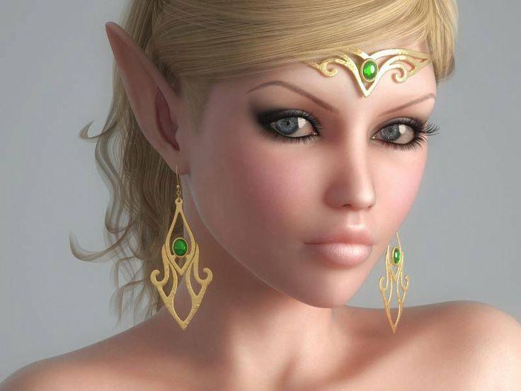 Elf Blonde 83