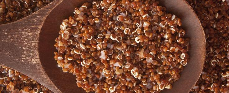 Quinoa façon pilaf au safran (très bon)