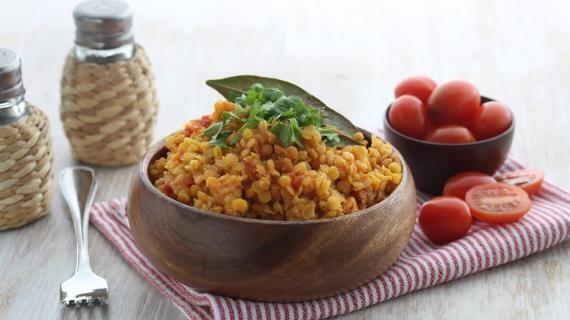 Меню обеда «Вегетарианское» на Gastronom.ru