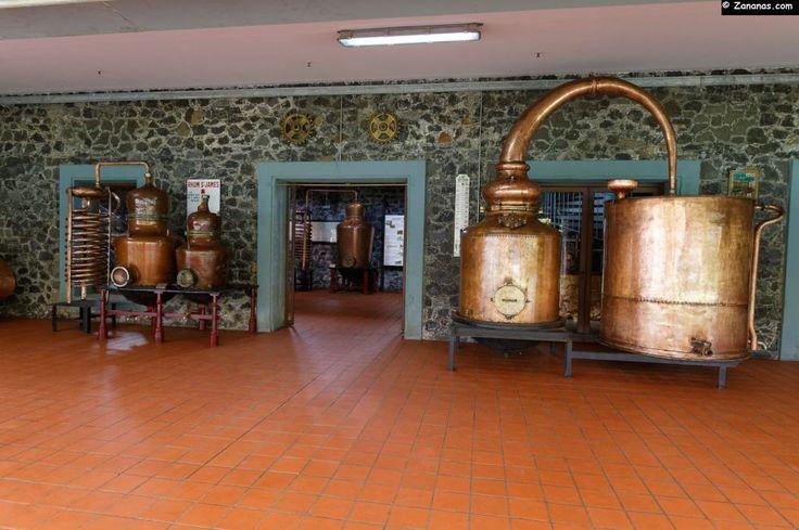 Musée du Rhum Saint-James - Martinique