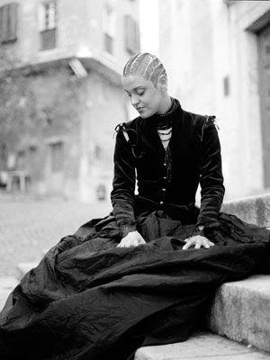 Mariza / fado singer/