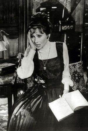 My Fair Lady - audrey-hepburn photo