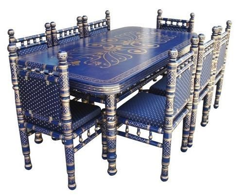Sankheda Furniture - Sankheda Dining Sets Manufacturer from Jodhpur