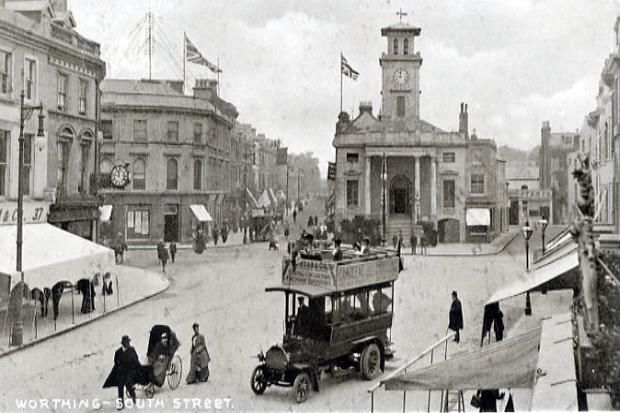 South Street, Worthing, Sussex