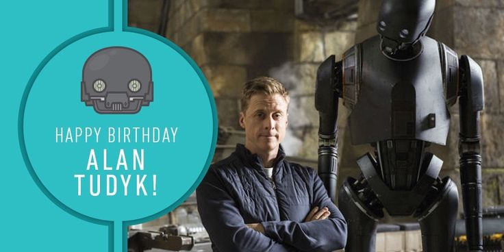 Happy Birthday Alan Tudyk
