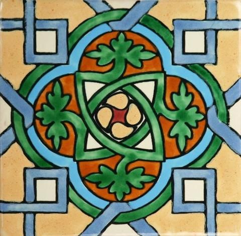 Decorative Pool Tile Gorgeous 81 Best Decorative Pool Tiles Images On Pinterest  Mexican Tiles Decorating Design
