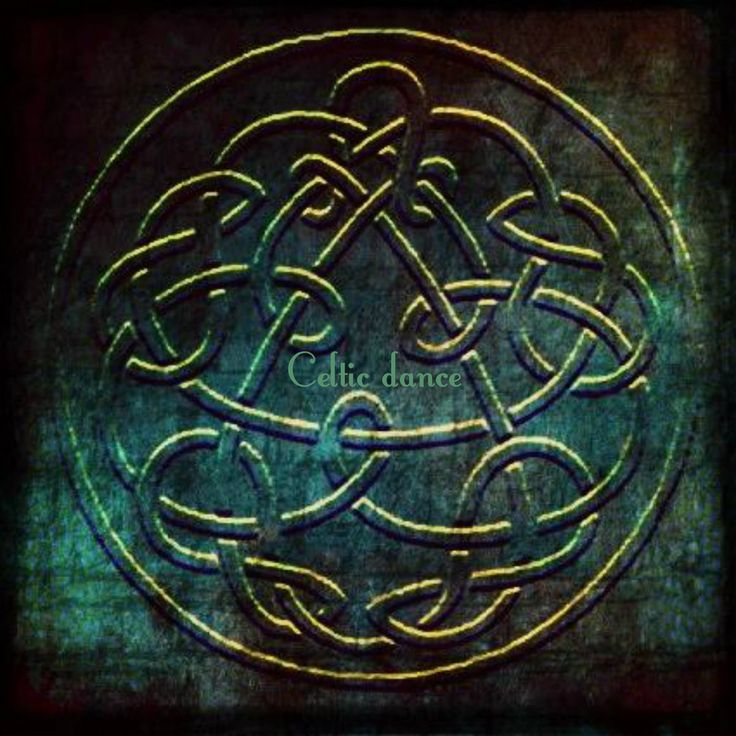 Celtic dance, by Sunsat