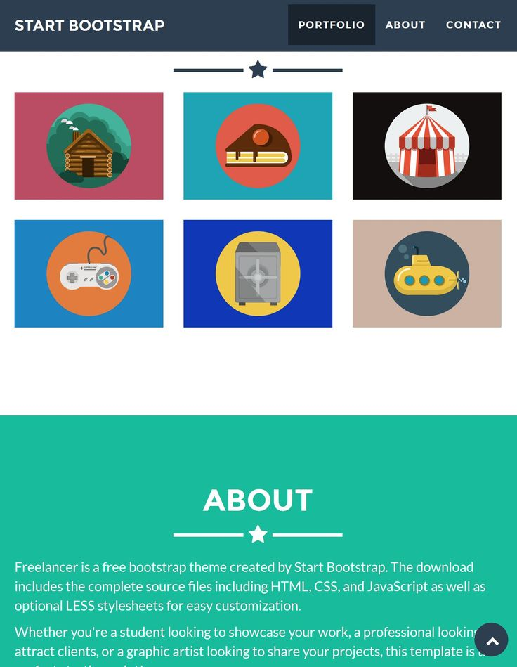 40+ Fresh Free Html5 Bootstrap Templates 2020 with regard