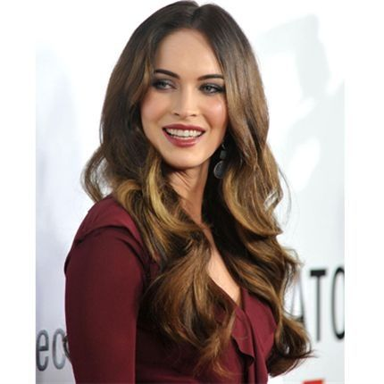 HOW TO: Megan Fox hair color ombré | Hair Color, Cut ...