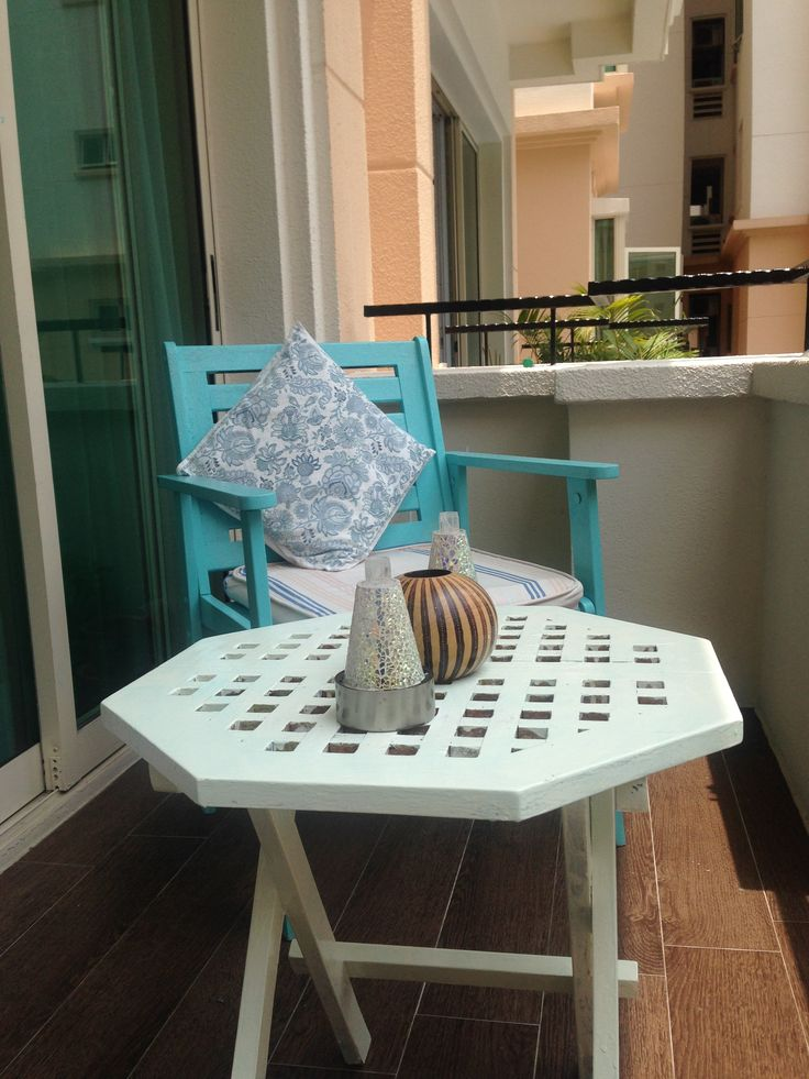 outdoor furniture get a new look!