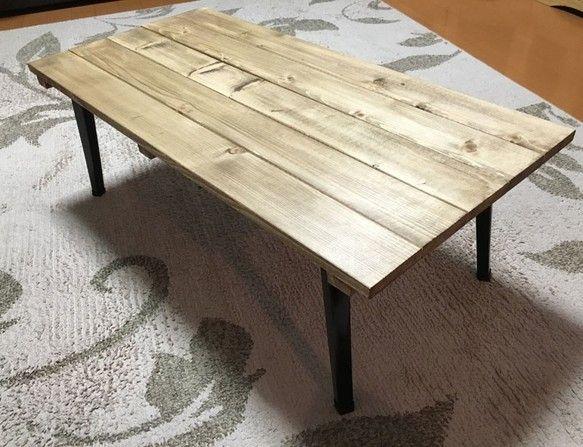折りたたみ式 テーブル|テーブル・机|suna-oyaji|ハンドメイド通販・販売のCreema
