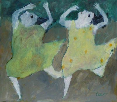 Susan Bower - Running Wild