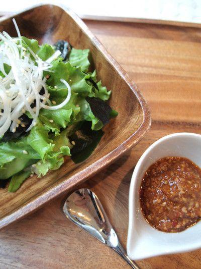 具だくさん焼肉のたれでチョレギ風サラダ by 清水えりさん   レシピ ...
