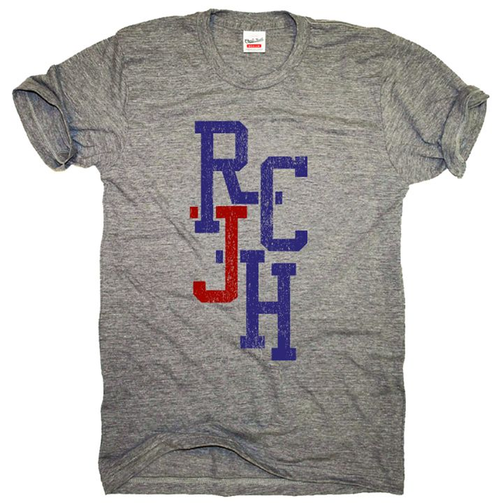 Rock Chalk Jayhawk shirt, a staple for gameday! #Jayhawks #gameday