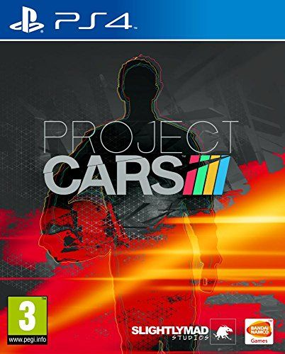Namco Bandai Games Project Cars Ps4 Playstation 4 Video Juego