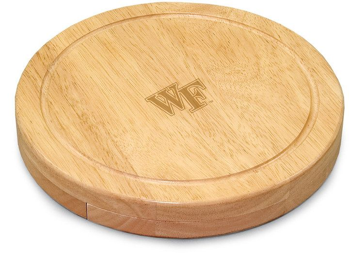 Kohl's Wake Forest Demon Deacons 5-pc. Cheese Board Set