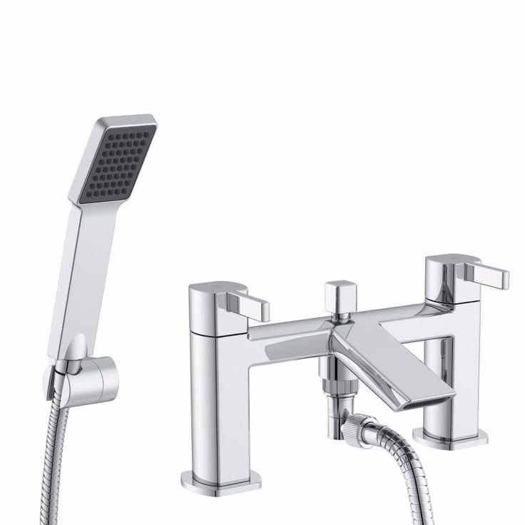 Cooke & Lewis Airlie Chrome Bath Shower Mixer Tap £137