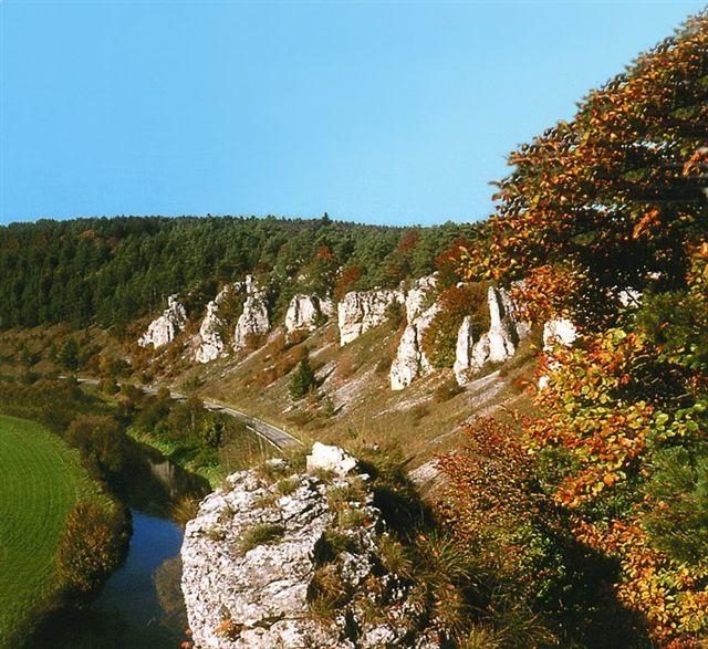 fränkisches altmühltal | Felsformation Zwölf Apostel - Fränkisches Seenland - Fränkisch ...